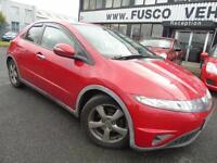 2006 Honda Civic 1.8i-VTEC SE - Red - Platinum Warranty!