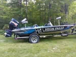 Stratos 285 Pro Xl Bass Boat