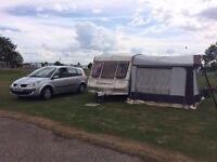 Caravan awning size 8