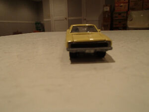 RARE Loose Light Gold 1968 '68 DODGE CHARGER R/T with Real rubbe Sarnia Sarnia Area image 7