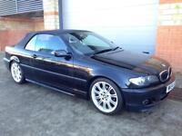 BMW 325 2.5 auto 2005MY Ci Sport