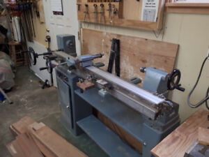 48 Inch King Lathe with Copier