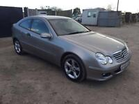 MERCEDES-BENZ C180 KOMPRESSOR 2007/56 1.8 AUTOMATIC - PETROL