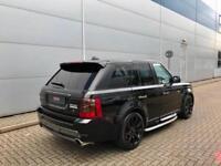 2007 07 Land Rover Range Rover Sport HST 4.2 V8 Supercharged FACTORY HST + TVs