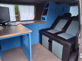 Vw t4 campervan