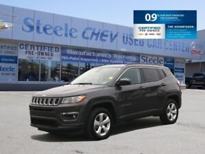 2018 JEEP COMPASS Legendary Jeep 4x4 and Priced to Sell!
