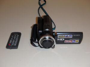 Sony Handycam HD Camcorder