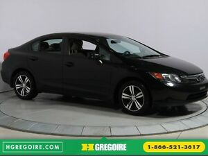 2012 Honda Civic LX A/C GR ELECT MAGS BLUETOOTH