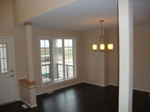 Two story house in Bridgewater forest for rent