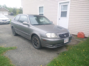 2005 Hyundai Accent - Parts/Repair