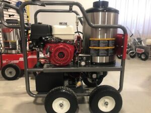 Power-Kleen Hot Water Pressure Washer (Made in Canada)