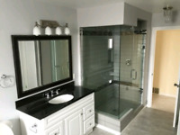 Bathroom Renovations - 15+ years experience - LOWEST RATES !!