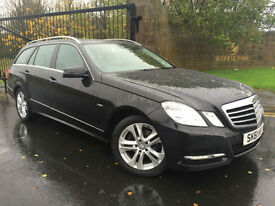 2011 61 MERCEDES-BENZ E200 1.8 CGI Blue F AUTOMATIC AVANTGARDE