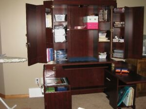 Good used den/office furniture