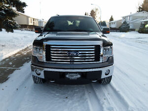 **2011 F-150 4X4 XLT/XTR**ONLY 27000KM** SHOWROOM CONDITION**