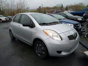 New tires!!!Great Deal for Toyota Yaris! Needs nothing