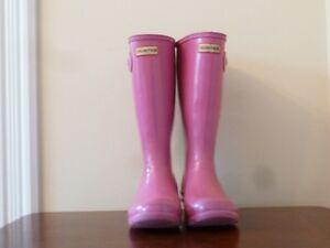 Hunter Boots (child, girls size)