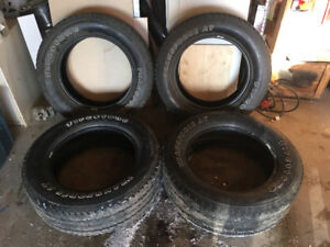 285-60-20   10 ply truck tires
