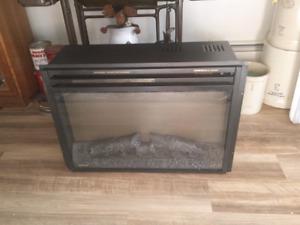 Muskoka 26 inch electric fire place