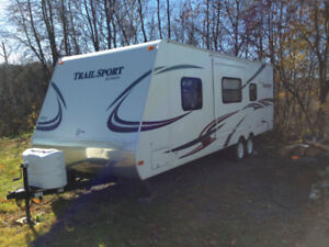 Roulotte Trail Sport R-Vision 2011 Ultra lite 25 S