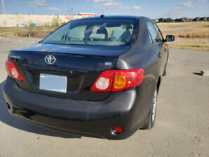 Great 2010 Corolla with Winter Tires/Wheels/Rims