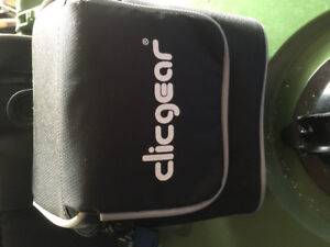 Clic gear range finder storage bag