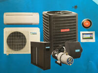 Heating - Air Conditioning - Gas Lines
