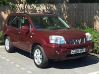 2006'06' Nissan X-Trail 2.5i 2006MY Aventura, 5 Door, 4x4, MPV, Petrol.