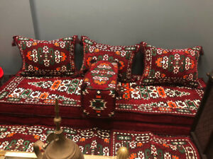 Arabic majlis Different colors and models begin 260$ Up To 320$
