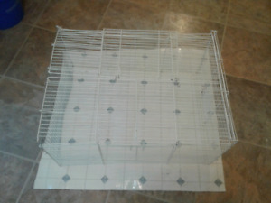 Homemade 2x2 critter holder cage