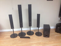 sony surround sound just 3 years old