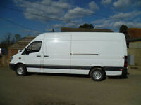 24 hour MAN and VAN, Sprinter for £20/h
