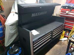 "Maximum 54"" 8 drawer tool chest"