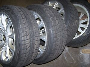 USED BMW Winter Tire and Rim Package Oakville / Halton Region Toronto (GTA) image 4