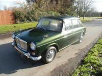 MG 1300 1968 METALLIC GREEN HISTORY FILE