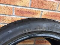 Goodyear Run Flat Tyre 255/40/18