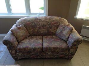 Sofa 2 places -