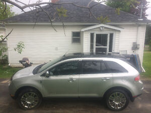 2009 Lincoln MKX Limited AWD SUV, Crossover