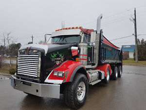 2012 Kenworth Dump Truck with Extended Cab