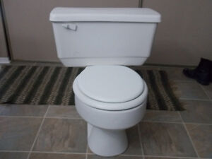 Toilette blanche