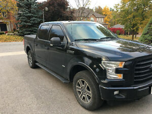 PRIVATE SALE - 2016 Ford F-150 Sport SuperCrew -  6 months old!