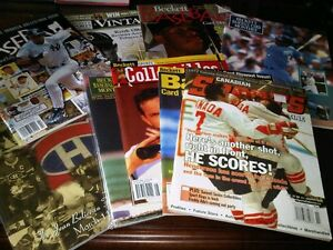 Sports Cards Magazines