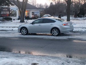 2009 mazda6 i excellent condition..2.5l 6speed manual