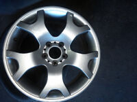 19 INCH STAGGERED SET IN USED RARE FIND BMW X5 OE 5*120