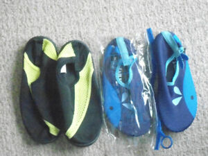 Kids water/scuba shoes