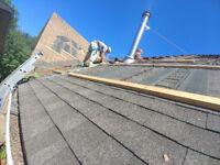 Comfort roofing
