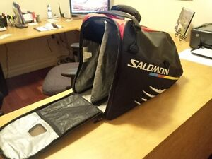 Salomon Boot and AccessoryBag