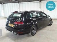 2017 Volkswagen Golf 1.6 TDI SE 5dr [Nav] ESTATE Diesel Manual
