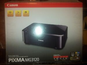 Canon Pixma MG3120 wifi print-scan-copy BEST OFFER