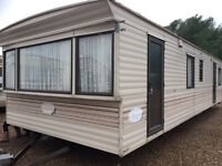 static caravan for sale ~ Cosalt Capri 35x12x3